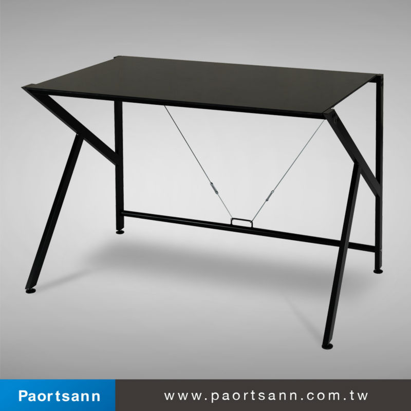 glass office desk computer table buy models of office desk