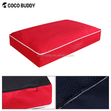 Wholesale Rectangle Canvas Fabric Bed For Dog Cat