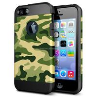 Wholesale Anti-shock TPU+PC Slim Armor Case for iPhone 5 5S