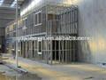 & iso y ce certificado de luz de acero estructura del edificio jhx-ss1028-l
