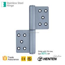 stainless steel hinge self closing door hinge SSFH504030