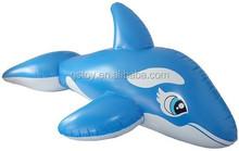 PVC inflatable plastic fish animal