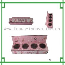 2012 hot sell color printing paper box(F2731)