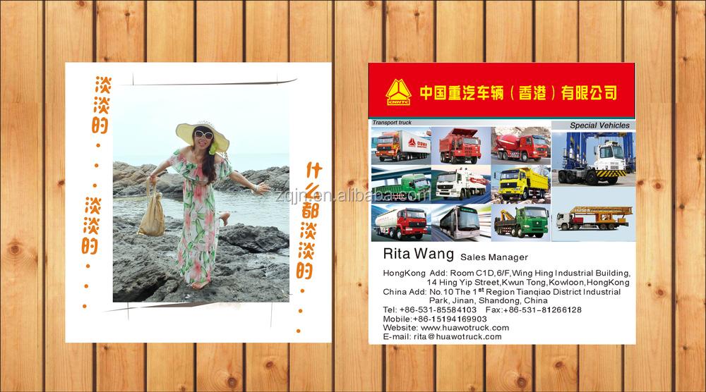 New Yellow River 10 Ton Box Cargo Trucks 2014 Diesel Van