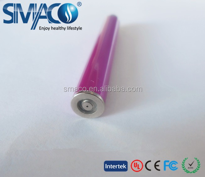 Electronic cigarettes with fluid
