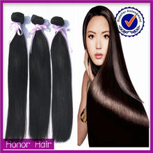 Full cuticle 2015 New Arrival Aliexpress Hot sale natural color joedir synthetic hair weaving