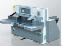 China Professional Manufacturer 920mm Paper Cutting Machines with CE ISO