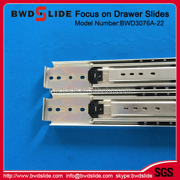 22 inch ball bearing drawer slides 3