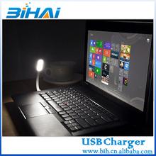 2015 Hot selling Portable Mini USB led light for Desk/Computer/Laptop/power bank