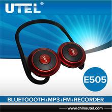 Utel ut-e505 auricolare bluetooth con fm e registratore
