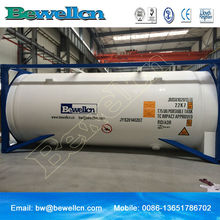 10ft ISO tank container for liquid nature gas