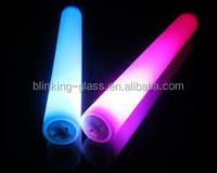 LED Flashing foam baton Lighted - up stick baton