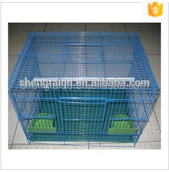 factory manufacture small pet cage for bird and parrot
