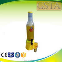 Bar Beer Tower Dispenser/ice tube plastic beer tower/good price for beer tower
