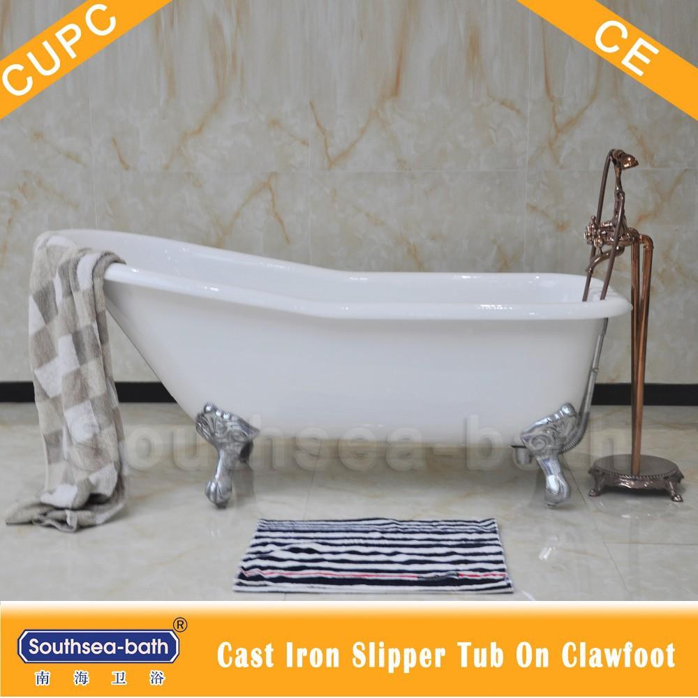66 39 39 1 Person Clawfoot CAST IRON BATHTUB CUPC CE CAST IRON BATH TUB