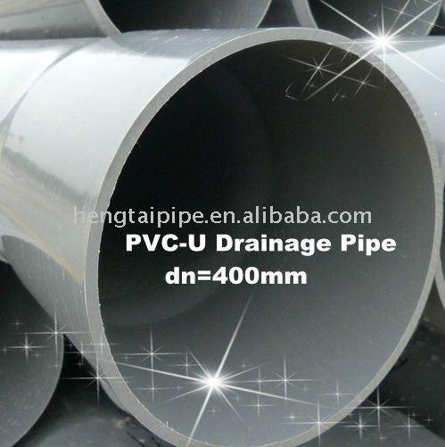 admissible pvc u grand diam tre tuyau de drainage dn 400 mm tuyaux en plastique id du. Black Bedroom Furniture Sets. Home Design Ideas