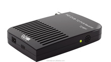 Mini size Full Hd FTA terrestrial receiver with time shift for Thailand market