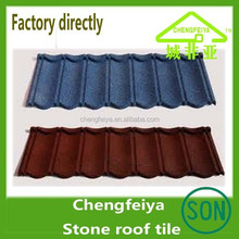 Natural stone roofing and building supplies