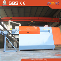 Steel processing machine12mm SGW12 India steel wire straightening and bending