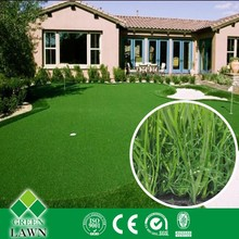 Breathable unfading carpet artificial decorative grass
