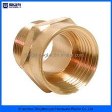 China professional new products copper cnc turning parts