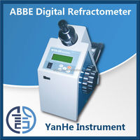 WYA-2S ABBE Digital Refractometer auto refractometer price Measurement of the Brix of sugar solution