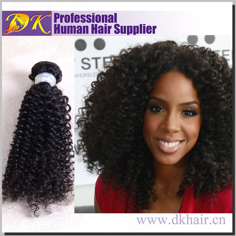 Wholesale 100 Virgin Brazilian Human Hair Extensionsbraiding Afro