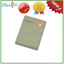 EM MF 125KHZ 13.56Mhz access card reader weigand 26 bits rfid access control rfid reader