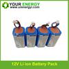 12 Volt 1300mah/1500mah lithium ion dewalt battery pack 14.8v li ion battery