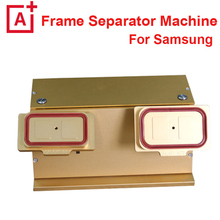 Cellphone repair machine equipment For samsung frame separator machine middle frame lcd separating