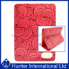 StaTextured Embossed Ring Tablet Case For iPad Mini