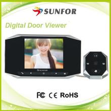 smart door camera,peephole door camera motion detector looking for distributor or agent