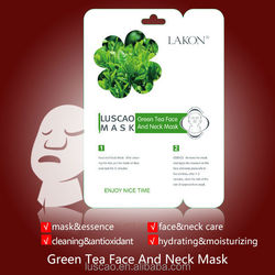 2014 Lakon hot sale peptides from china for sheet mask for Green Tea Mask