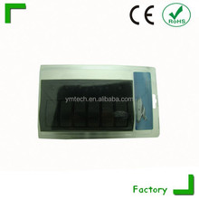 2015 China alibaba high quality black caravan/led switch panel used for caravan/minivan