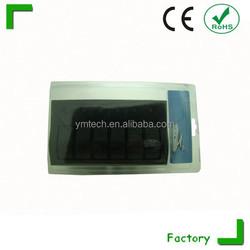 2015 China alibaba high quality black caravan/led switch panel used for caravan/minivan
