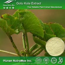 Centella Asiatica Extract Total Triterpenes(Asiaticoside, Asiatic acid, Madecassic acid): 70%, 95%