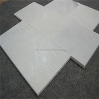 Best quality hot selling snow white reconstituted marble