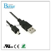 China manufacturer cheap mini usb cable for smart phone