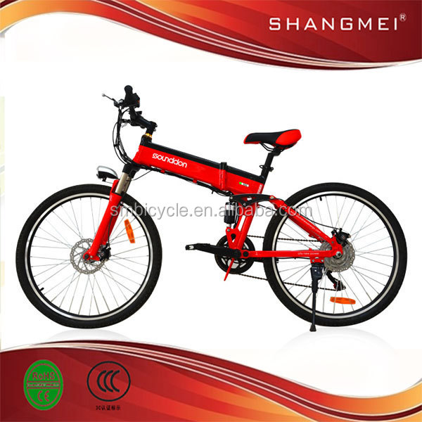 European Lightweight Electric Motor Bike With Lithium