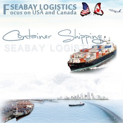 Fast Cheap Sea Cargo Shipping Service to USA from China