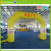 outdoor decoration cheap inflatable advertising arch for sale