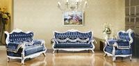 Европейский стиль нео классической европейской гостиной диван ткань Арт диван пакет доставку почты в близлежащий порт доставки