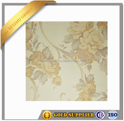 flower design ceiling/pvc down ceiling design /best ceiling