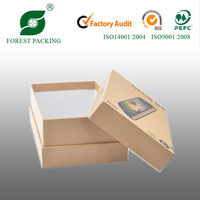 2014 NEWEST ECO-FRIENDLY WHOLESALE CARDBOARD GIFT BOX WITH LID