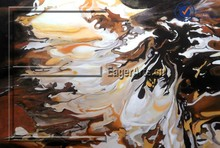 Large Modern Handmade Abstract Oil Painting