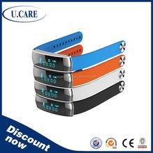 2015 New Product Ideas Healthy pedometer bluetooth wristband bluetooth smart bracelet smart watch phone