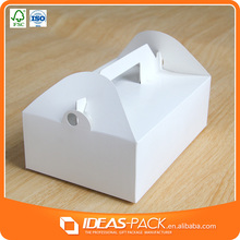 Paper cup cake box with designing and printing service available