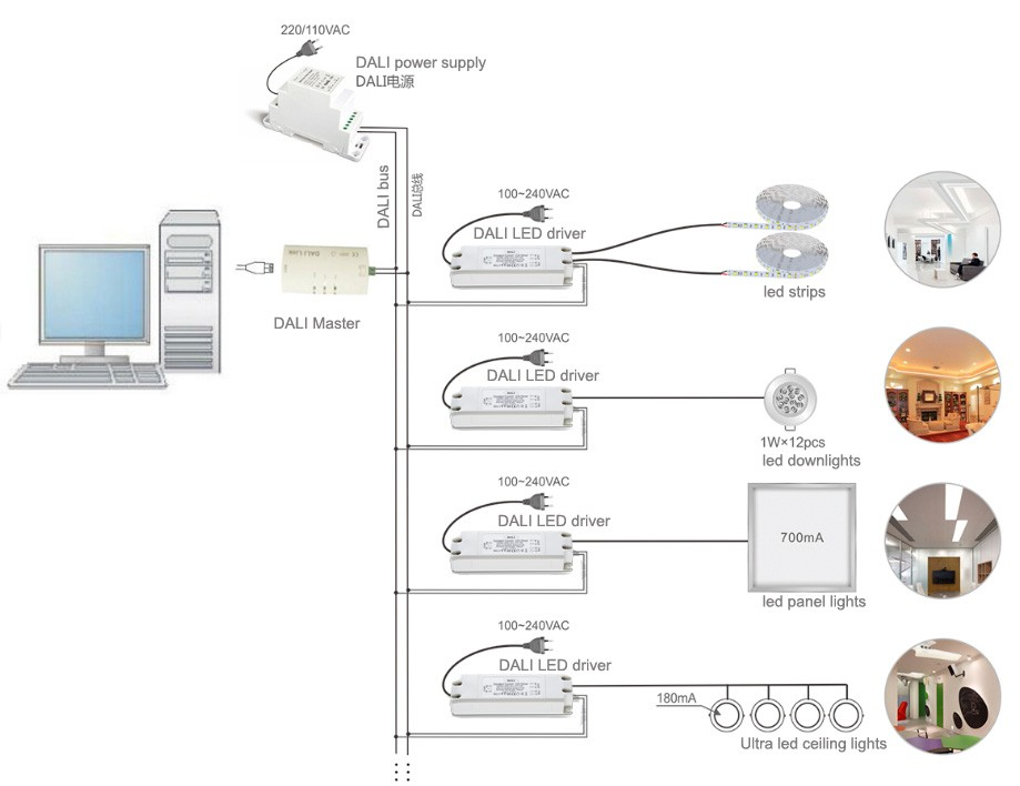DALI system