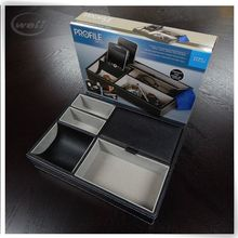 2015 Newest products Multi-fuction desk organizer valet tray