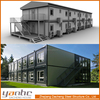 elegant container building